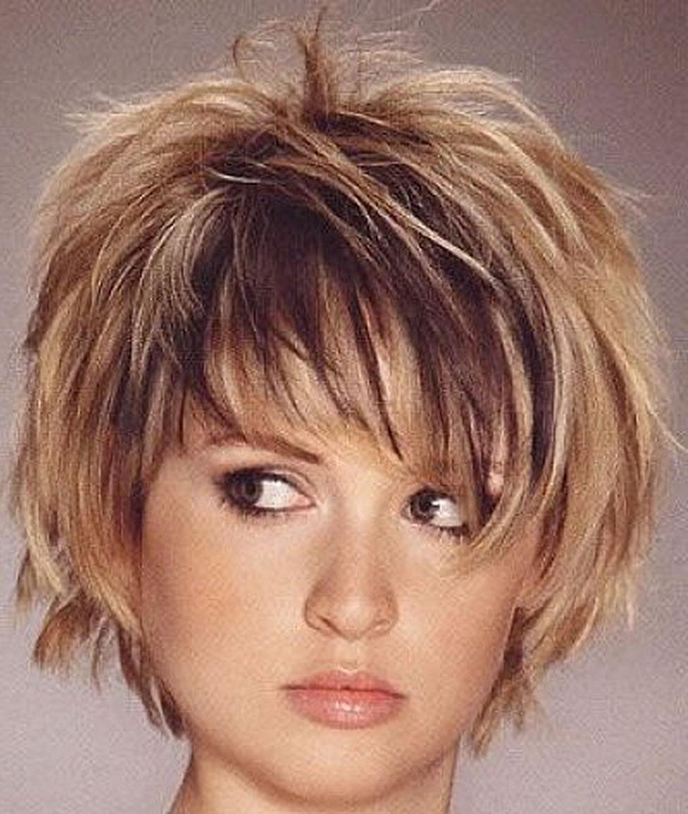 Doppelkinn Frisur Wie Man Den Richtigen Kurzen Haarschnitt Für